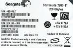 seagate 320G